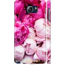 Чехол на Samsung Galaxy Note 5 N920C Розовые цветы