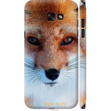 Чехол на Samsung Galaxy A7 (2017) Рыжая лисица