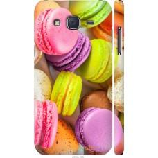Чехол на Samsung Galaxy J5 (2015) J500H Вкусные макаруны