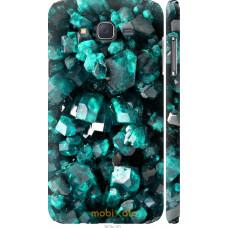 Чехол на Samsung Galaxy J7 J700H Кристаллы 2