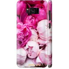 Чехол на Samsung Galaxy S8 Розовые цветы