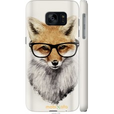 Чехол на Samsung Galaxy S7 G930F 'Ученый лис