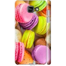 Чехол на Samsung Galaxy A5 (2016) A510F Вкусные макаруны