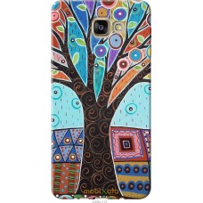 Чехол на Samsung Galaxy A9 A9000 Арт-дерево