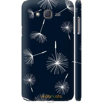 Чехол на Samsung Galaxy J7 J700H одуванчики