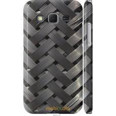 Чехол на Samsung Galaxy Core Prime VE G361H Металлические фо