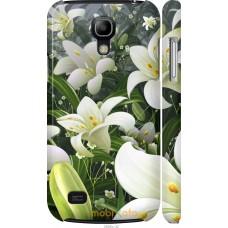 Чехол на Samsung Galaxy S4 mini Лилии белые