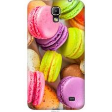Чехол на Samsung Galaxy Mega 2 Duos G750 Вкусные макаруны