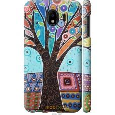 Чехол на Samsung Galaxy J4 2018 Арт-дерево