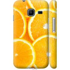 Чехол на Samsung Galaxy J1 Mini J105H Апельсинки