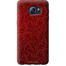 Чехол на Samsung Galaxy S6 Edge Plus G928 Чехол цвета бордо