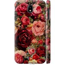 Чехол на Samsung Galaxy J7 J730 (2017) Прекрасные розы
