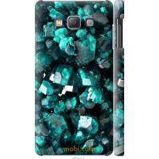 Чехол на Samsung Galaxy A7 A700H Кристаллы 2