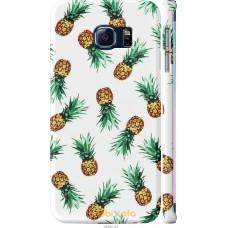 Чехол на Samsung Galaxy S6 Edge G925F Ананас