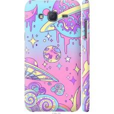 Чехол на Samsung Galaxy J5 (2015) J500H 'Розовый космос
