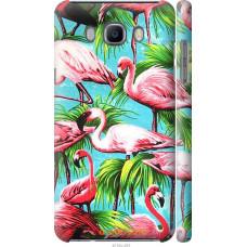 Чехол на Samsung Galaxy J7 (2016) J710F Tropical background
