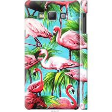 Чехол на Samsung Galaxy A7 A700H Tropical background