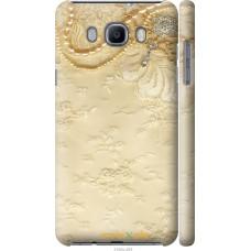 Чехол на Samsung Galaxy J7 (2016) J710F 'Мягкий орнамент