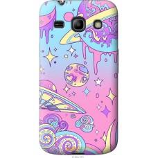 Чехол на Samsung Galaxy Core Plus G3500 'Розовый космос