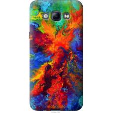 Чехол на Samsung Galaxy A8 A8000 Акварель на холсте