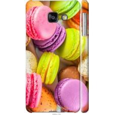 Чехол на Samsung Galaxy A3 (2016) A310F Вкусные макаруны