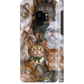 Чехол на Samsung Galaxy S9 коты