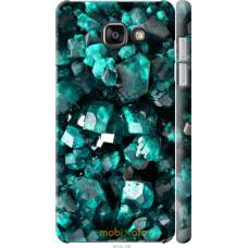 Чехол на Samsung Galaxy A5 (2016) A510F Кристаллы 2