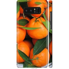 Чехол на Samsung Galaxy Note 8 Мандарины
