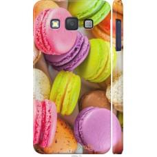 Чехол на Samsung Galaxy A3 A300H Вкусные макаруны