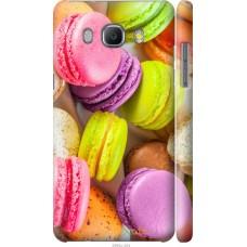 Чехол на Samsung Galaxy J5 (2016) J510H Вкусные макаруны
