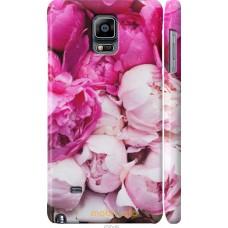 Чехол на Samsung Galaxy Note 4 N910H Розовые цветы