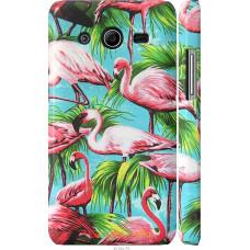 Чехол на Samsung Galaxy Core 2 G355 Tropical background