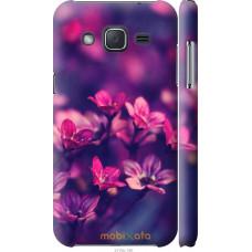 Чехол на Samsung Galaxy J2 J200H Весенние цветочки