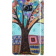 Чехол на Samsung Galaxy Note 5 N920C Арт-дерево