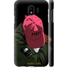 Чехол на Samsung Galaxy J4 2018 De yeezy brand
