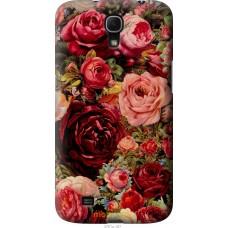 Чехол на Samsung Galaxy Mega 6.3 i9200 Прекрасные розы