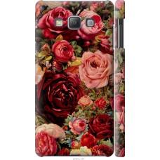 Чехол на Samsung Galaxy A7 A700H Прекрасные розы