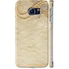 Чехол на Samsung Galaxy S6 Edge G925F 'Мягкий орнамент