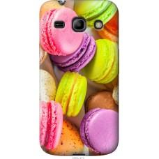 Чехол на Samsung Galaxy Core Plus G3500 Вкусные макаруны