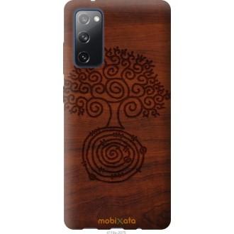 Чехол на Samsung Galaxy S20 FE G780F Узор дерева