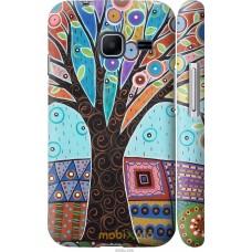 Чехол на Samsung Galaxy J1 Mini J105H Арт-дерево