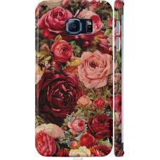 Чехол на Samsung Galaxy S6 Edge G925F Прекрасные розы