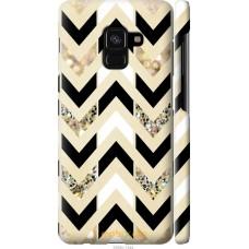 Чехол на Samsung Galaxy A8 2018 A530F Шеврон 10