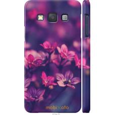 Чехол на Samsung Galaxy A3 A300H Весенние цветочки