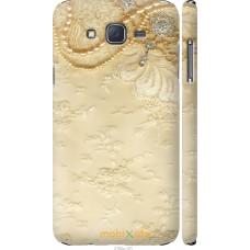 Чехол на Samsung Galaxy J7 J700H 'Мягкий орнамент