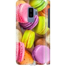 Чехол на Samsung Galaxy S9 Plus Вкусные макаруны