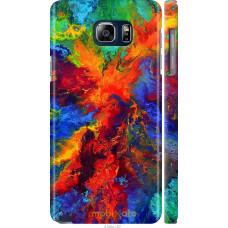 Чехол на Samsung Galaxy Note 5 N920C Акварель на холсте