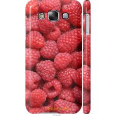Чехол на Samsung Galaxy E5 E500H Малина