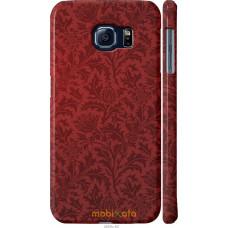 Чехол на Samsung Galaxy S6 G920 Чехол цвета бордо