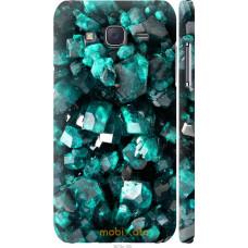 Чехол на Samsung Galaxy J5 (2015) J500H Кристаллы 2